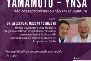 evento cranioacupuntura de yamamoto