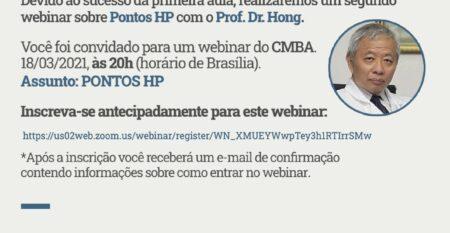 Webinar Hong Jin Pai