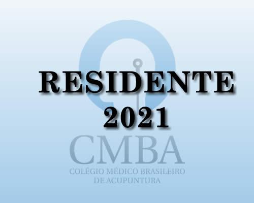 Residente 2021